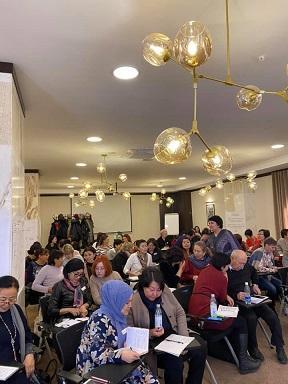 Семинар по родологии в Бишкеке. февраль 2020