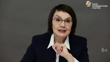 Лариса Докучаева. Проект МИР. 2019 г.
